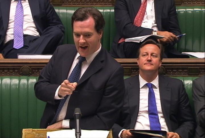 George Osborne: Parliament will investigate banks