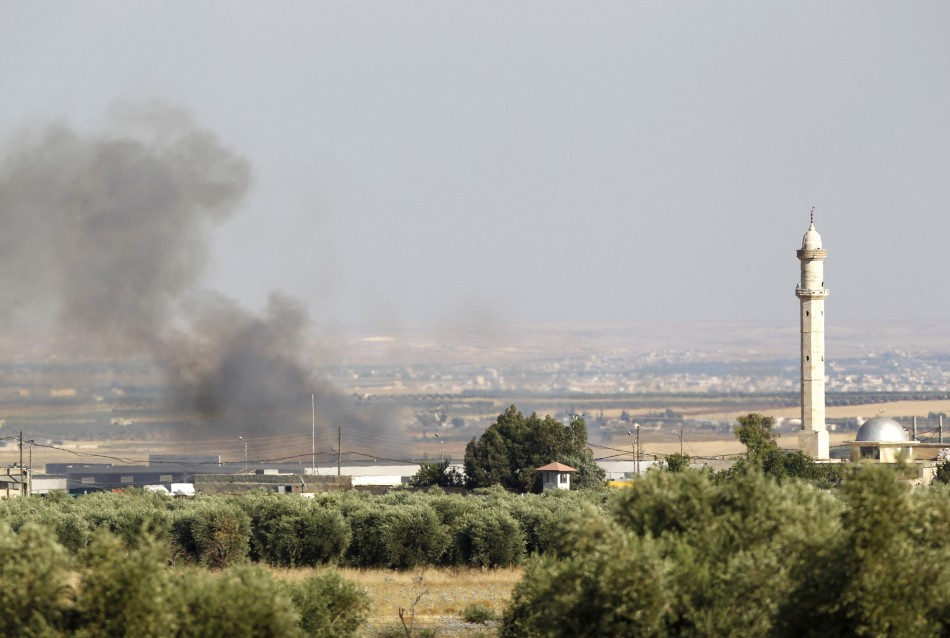 Syria Battle
