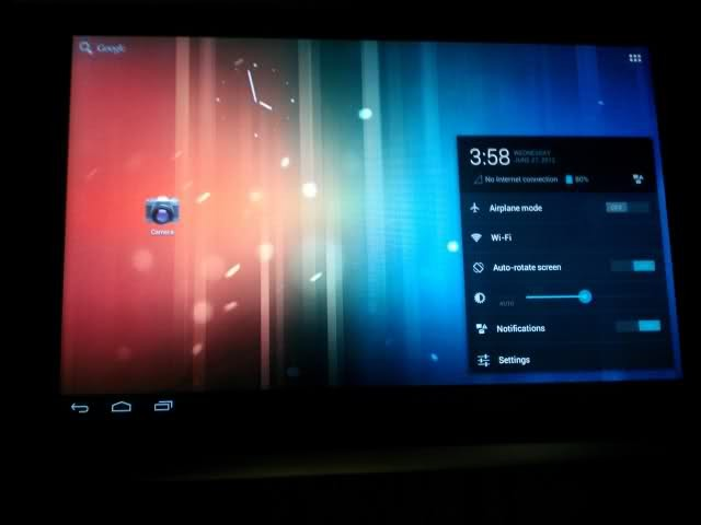 An XDA Senior Member randomblame has ported the Jelly Bean to the Acer Iconia Tab A500.
