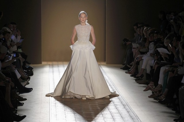 Paris Haute Couture Fashion Week July 2012