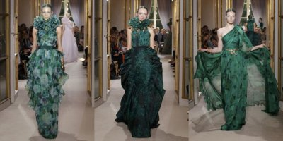 Paris Haute Couture Fashion Week July 2012
