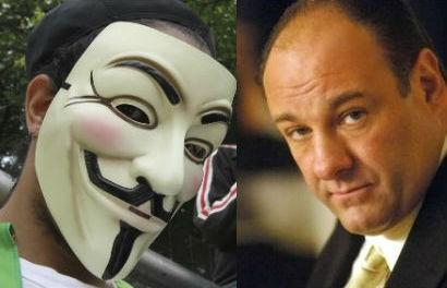 Anonymous Tony Soprano