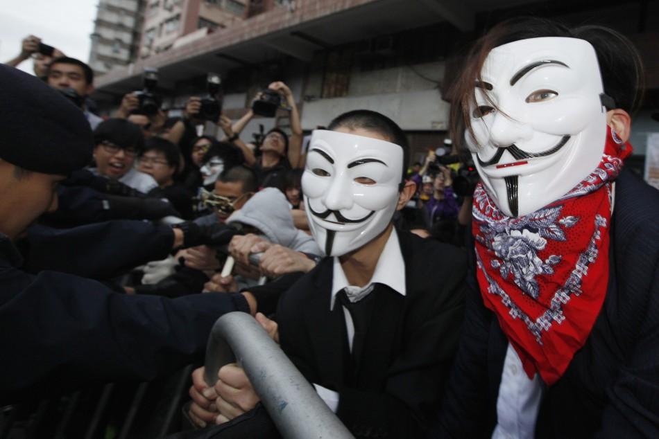 Anonymous Leader Tony Soprano