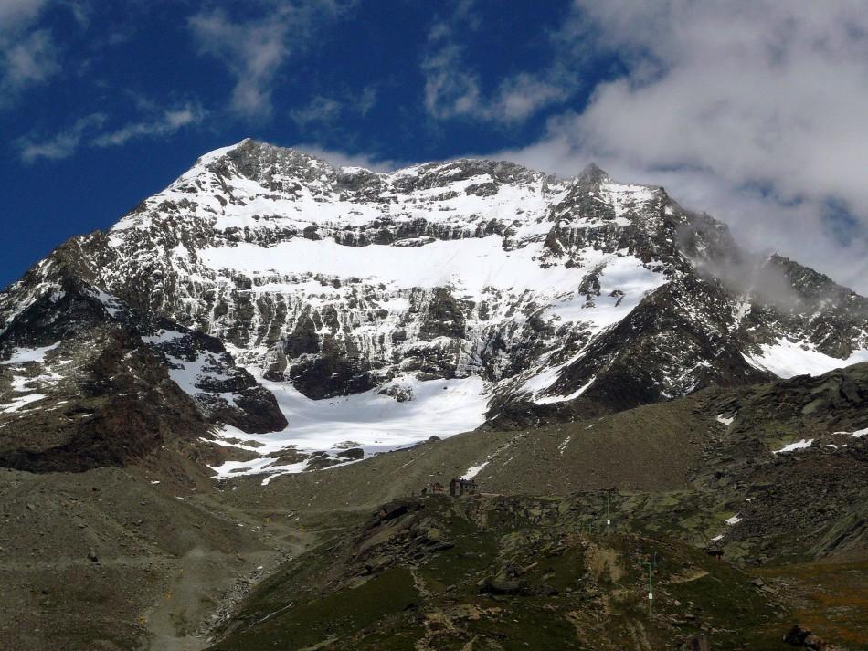 Lagginhorn peak
