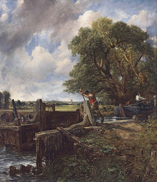 John Constable's 'The Lock' Fetches Record Price of £22.4 million