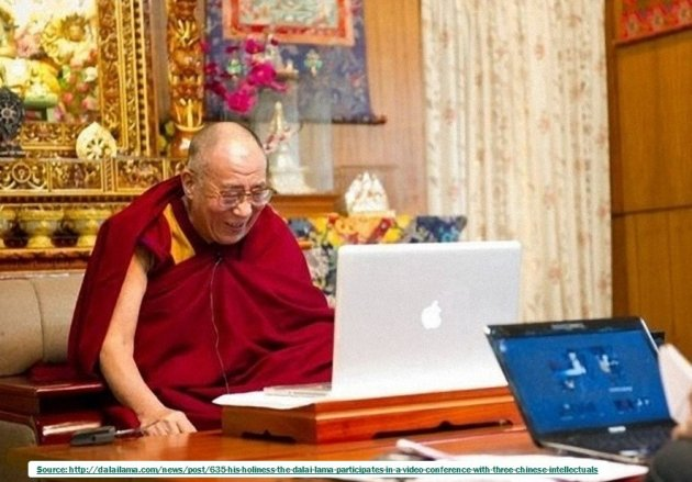 Dalai Lama Virus Apple Mac