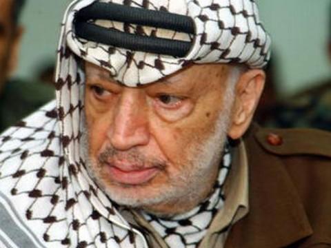 Palestinian Authority Arafat