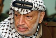 Palestinian Authority Arafat