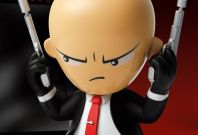 Hitman Absolution Deluxe Professional Edition Agent 47 vinyl statue art book making of DVD Agency Gun-Pack DL C figure