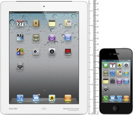 Amazing Apple Ipad Mini Tipped For October With 8In Screen And 190 Download Free Architecture Designs Rallybritishbridgeorg