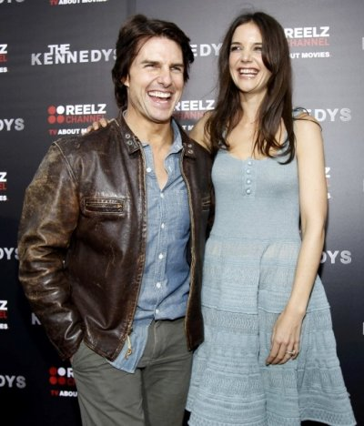 1. Tom Cruise and Katie Holmes