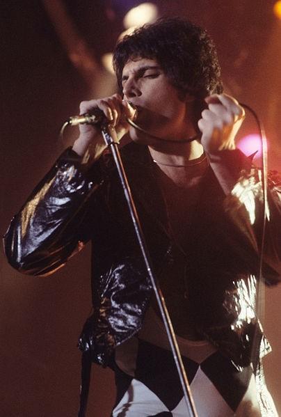 Freddie Mercury's Iconic Harlequin Stage Costume Rocks Pre-Sale Estimate at Memorabilia Sale