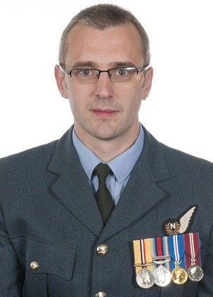 Sqn Ldr Samuel Edward Bailey is missing presumed dead (MoD)