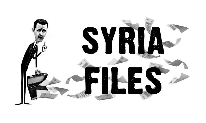 Wikileaks the Syria files Julian Assange
