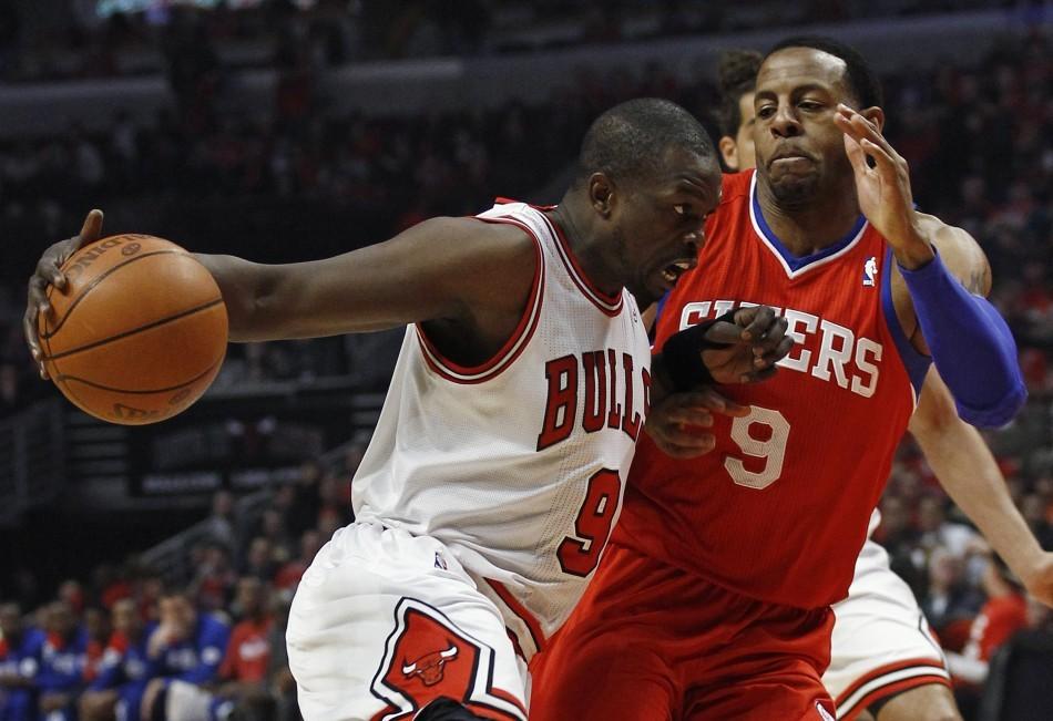 NBA star Loul Deng