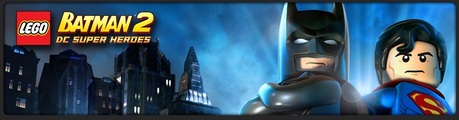 Lego Batman 2 DC Superheroes Review banner