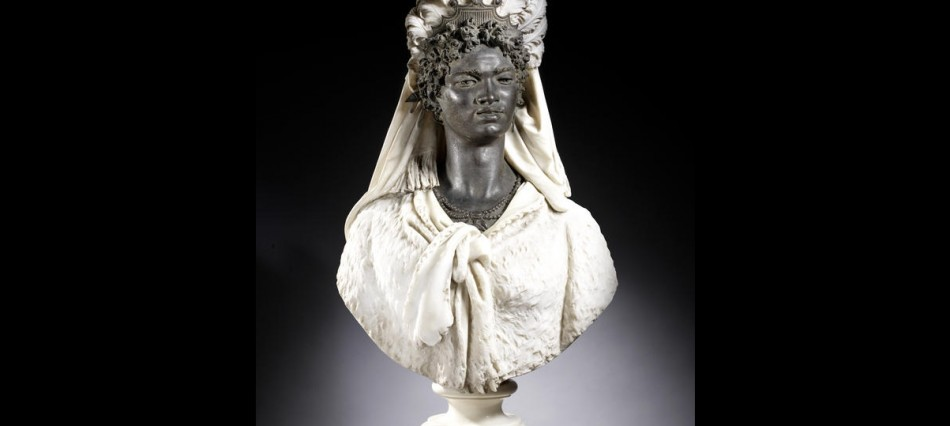 Exotic Queen Opera Marble and Bronze Statue Fetches £97250
