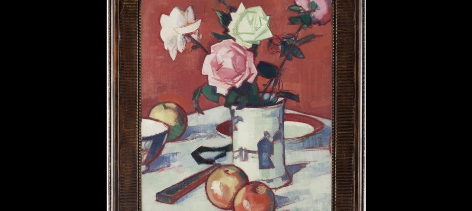 Rare Still-Work by Samuel Peploe Goes Under Hammer for £300,000