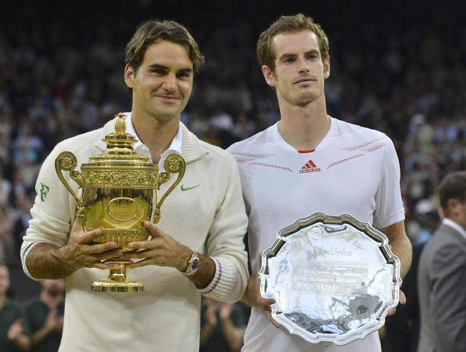 Federer and Murray