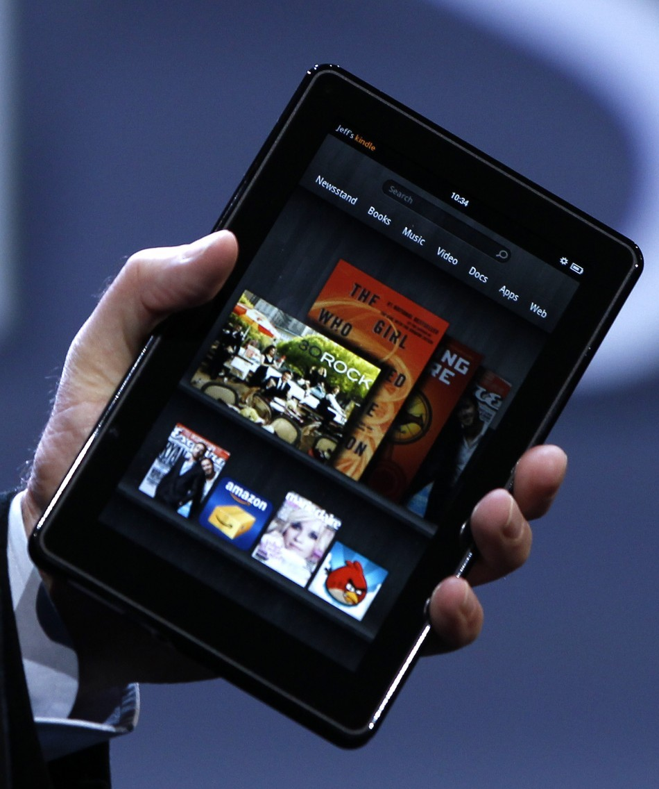 Amazon Kindle Fire HD Announcement: 3 Reasons It's Not Called The Kindle Fire 2 [OPINION]