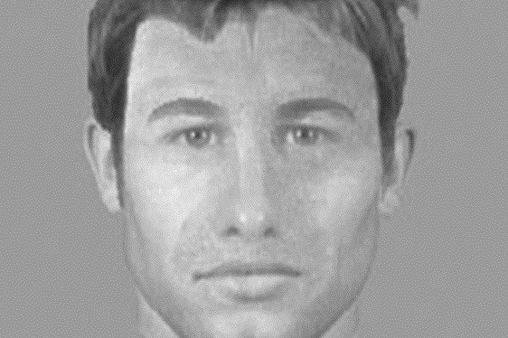 Christian Grey, of 50 Shades of Grey, as imagined in a Lancaster University e-fit