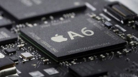 iPhone 5 A6 Chip