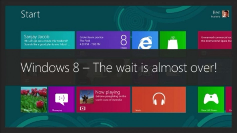Windows 8 wpc 2012 screengrab
