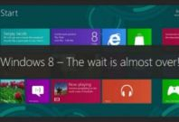 Windows 8 Release Date October 2012