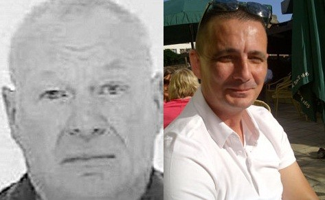 Police are been hunting Peter Reeve (L) since he shot Ian Dibell in Clacton-on-Sea (Essex Police)