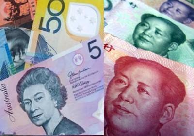 Australian dollar - RMB