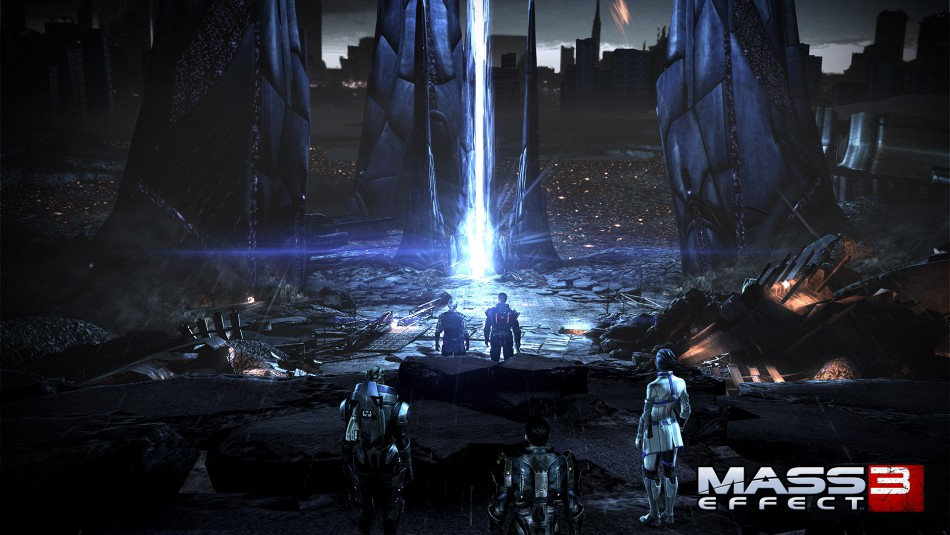 'Mass Effect 3: Earth' Multiplayer DLC Release Date Confirmed