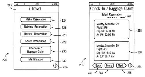 iTravel patent
