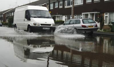 England floods