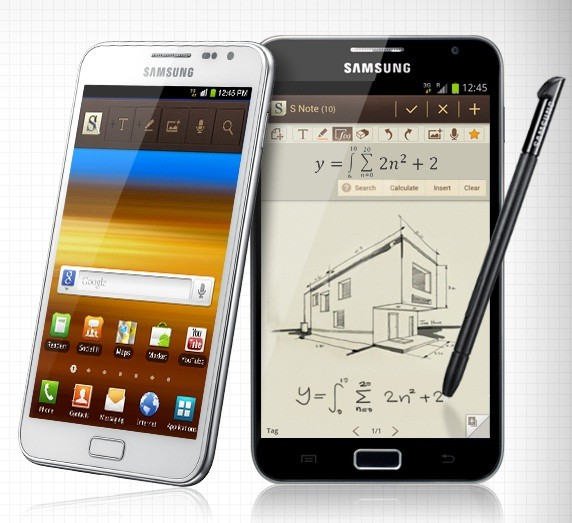 Samsung Galaxy Note 2 vs. HTC Phablet vs. LG Optimus Vu 2: Which Will Win the Phablet Wars?