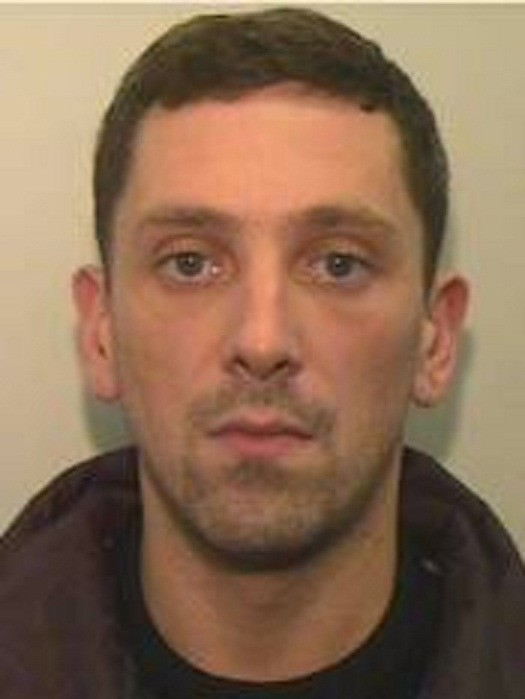 Police planned to arrest Anthony Morrison to question him about a robbery in Oldham. (GMP)