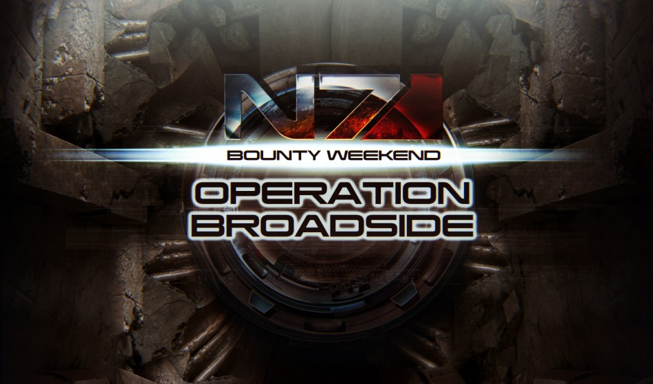 'Mass Effect 3: Operation Broadside' N7 Multiplayer Weekend Announced [SPOILERS]