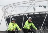 metropolitan police officers torch London 2012 Olympic tickets and accommodation scam