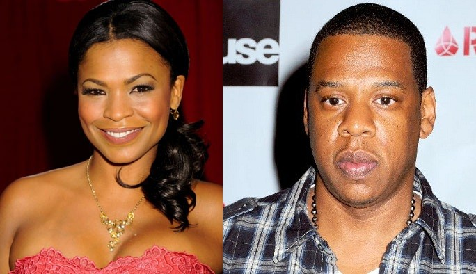 Nia Long and Jay Z