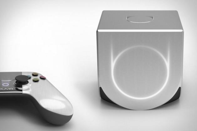 Ouya Console and Controller Kickstarter