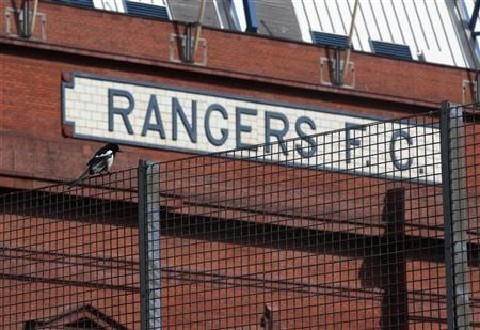Rangers are due to find out which division they will play in next season. (Reuters)