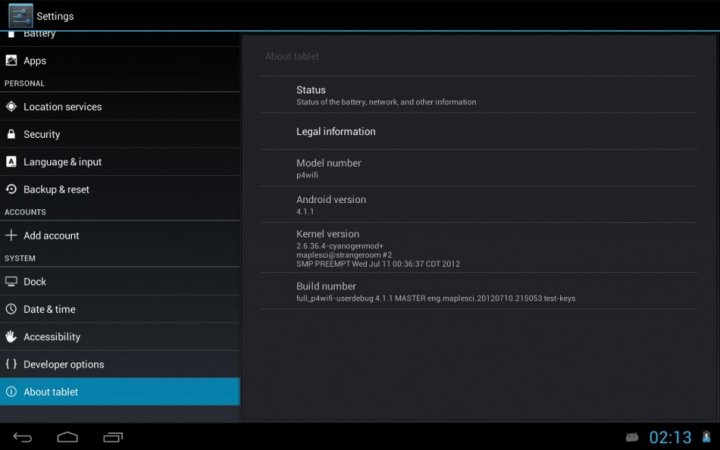 An XDA Senior Member MapleSyrup has ported the Android 4.1.1 Jelly Bean on the Galaxy Tab 10.1.