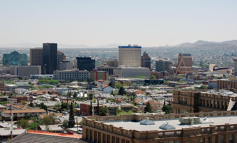 10. El Paso, Texas