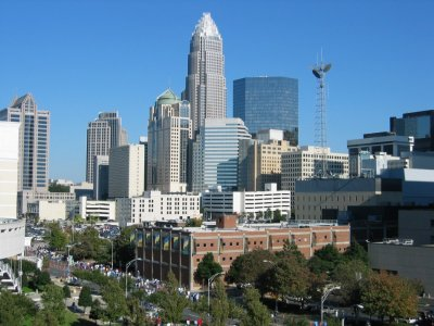 9. Charlotte, North Carolina