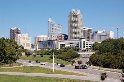 5. Raleigh, North Carolina