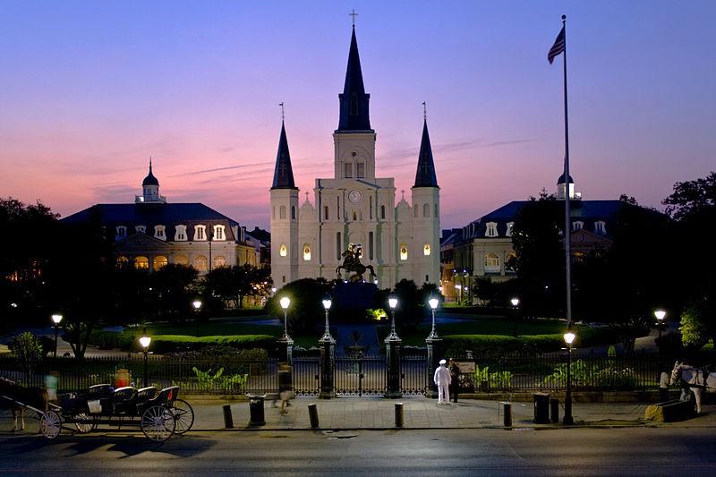 1. New Orleans, Louisiana
