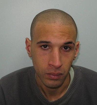"""Matthew Quesada was convicted of murdering Alan Smith in a """"frenzied and wordless"""" attack. (Met Police)"""