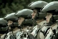 Halo 4 Forward Unto Dawn trailer live action tv web series machinima
