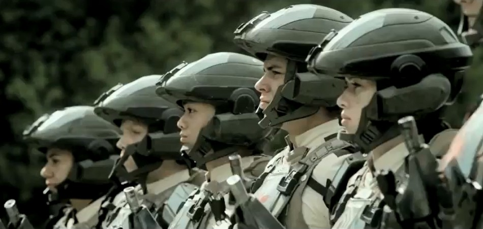 Halo 4 Forward Unto Dawn trailer live action tv web series machinima