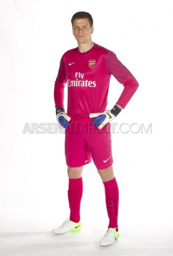 Arsenal 2012-13 away kit