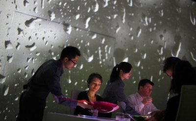 Ultraviolet Restaurant Shanghai